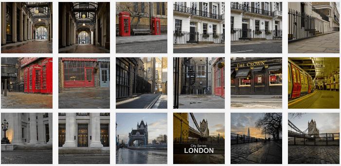city-anounce-london