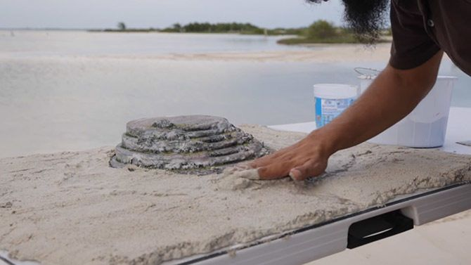 preparing_rocks_on_the_beach