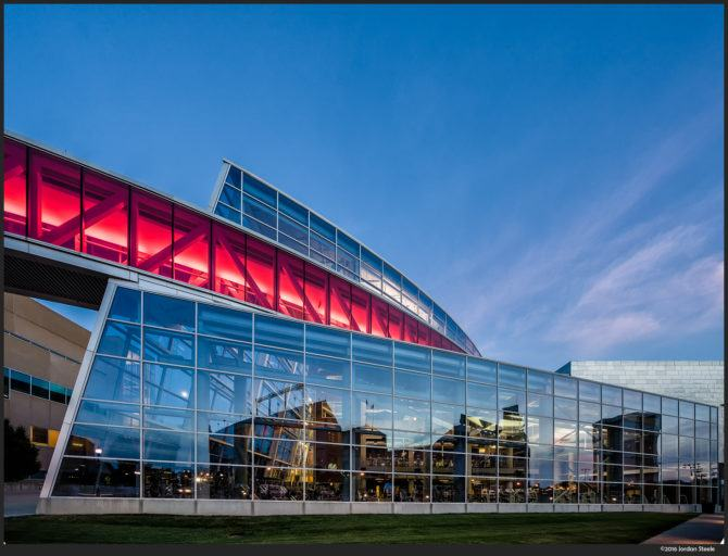 Ohio Stadium Reflected – Sony A7 II with Voigtländer 10mm f/5.6 @ f/8