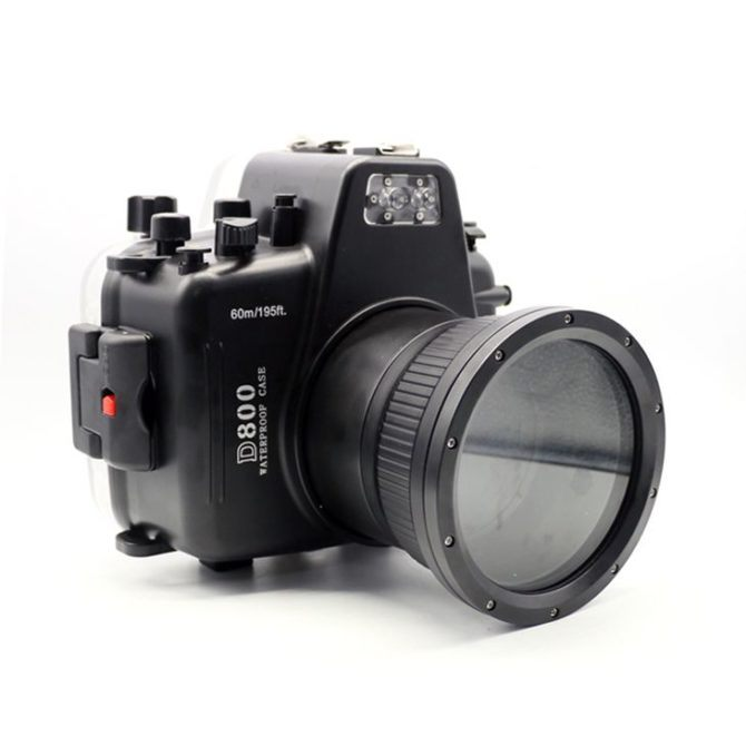 Starbea Meikon Underwater Camera Housing for Nikon D800
