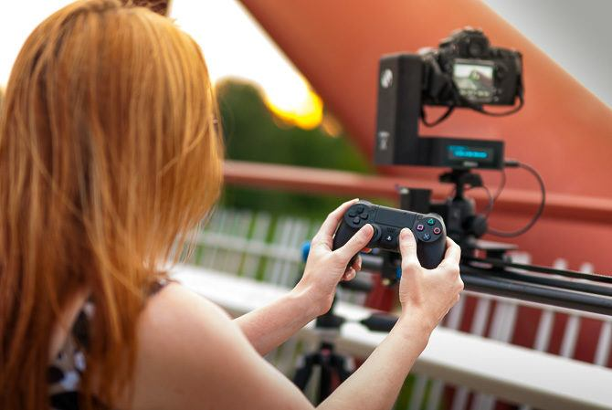 On location with the eMotimo Spectrum St4