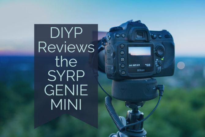 Syrp Genie Mini Review
