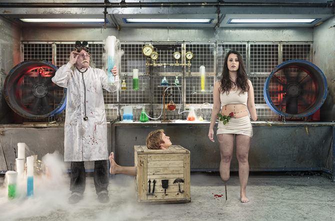Human Vivisection