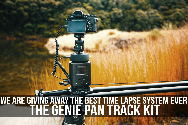 genie-track-kit