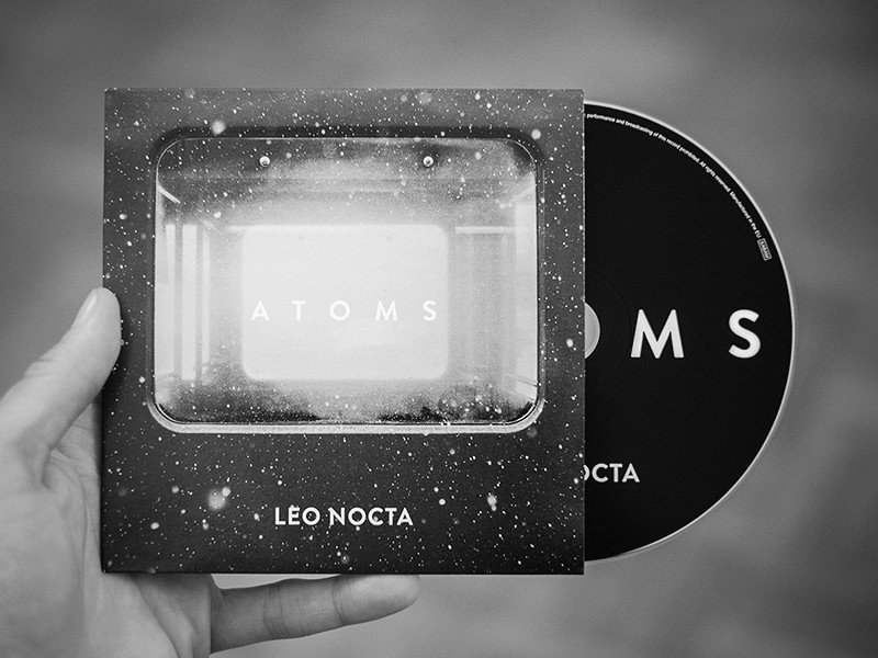 """Leo Nocta """"Atoms"""" used another one for his first album—Listen to it here"""