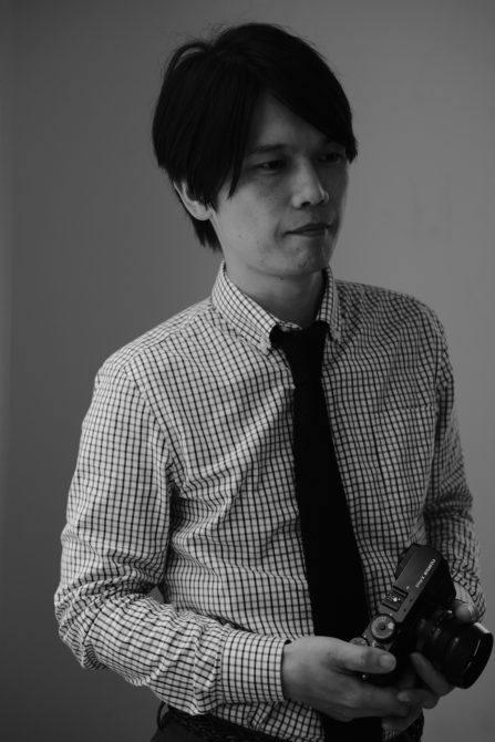 Jun Sato, Fujifilm industrial designer. ©2016 Fujifilm. Image used with permission.