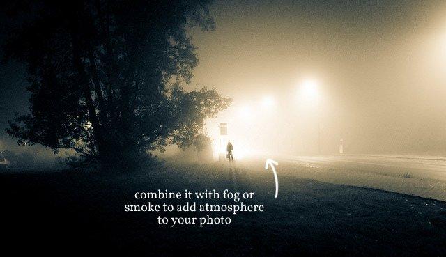 A Misty Figure