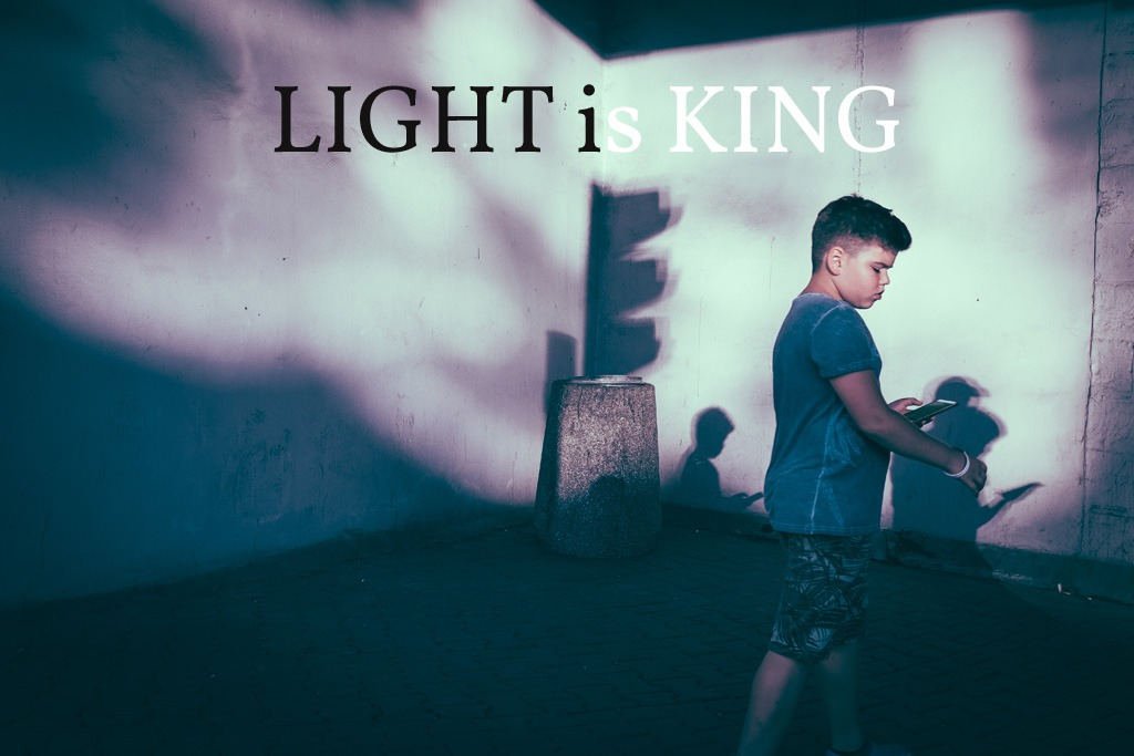 light-is-king-title