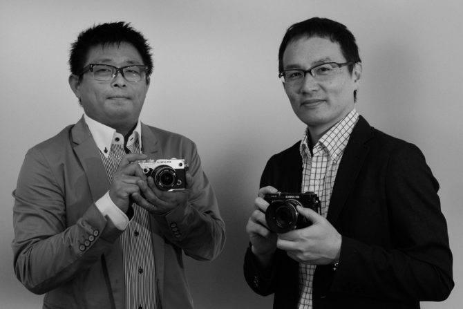 Takeshi Nohara (L) and Eiji Shirota (R) - ©2016 Senzo