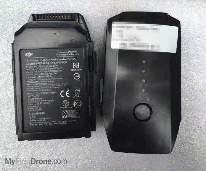 DJI-Mavic-Battery-Leaked-PIc
