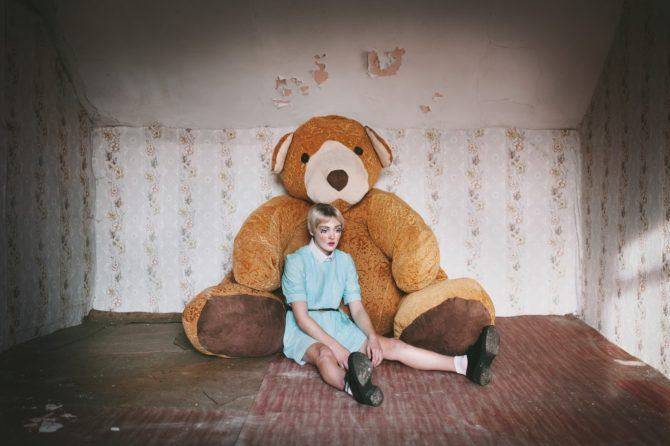 Hidden in the dolls house - Chloe Manning