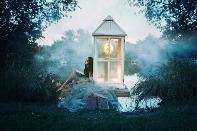 Illuminate my imagination - Bella Kotak