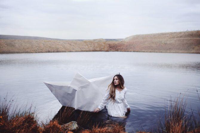 My own sinking ship - Rosie Hardy