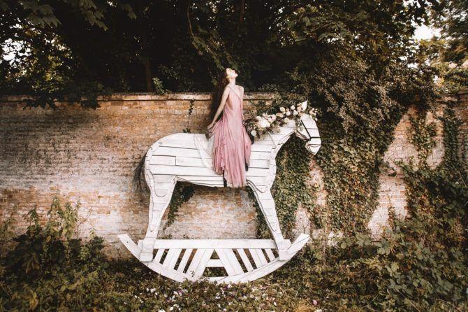 The Secret Garden - Skye Victoria