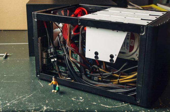 DIY Build Your Own NAS