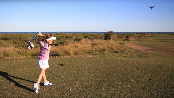 golfer_drone