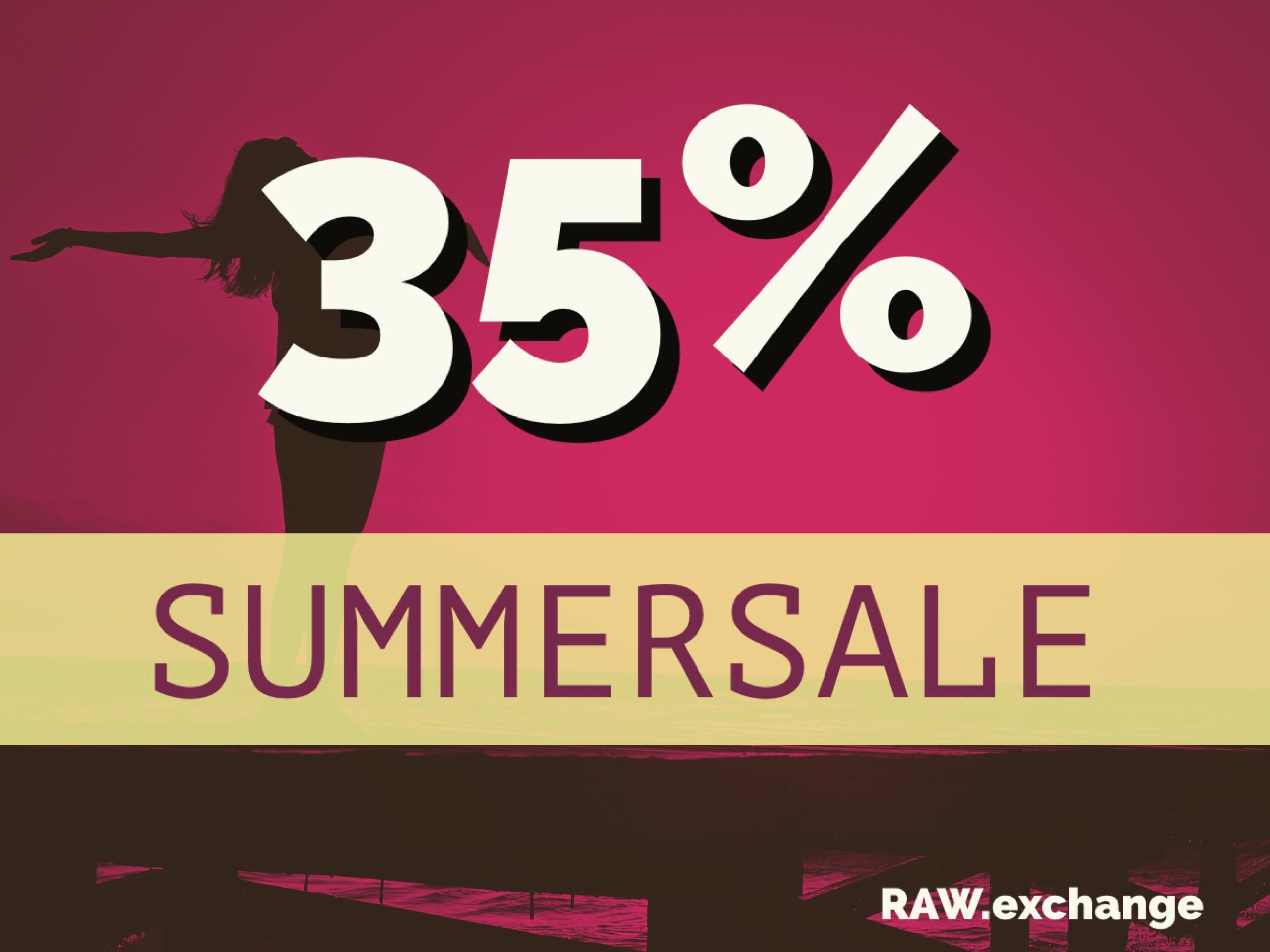 rawex-summer-sale