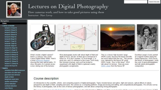 stanford_digital_photography
