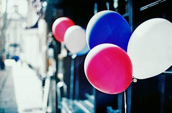 Greenwich pub balloons, xpro Agfa CT100 Precisa