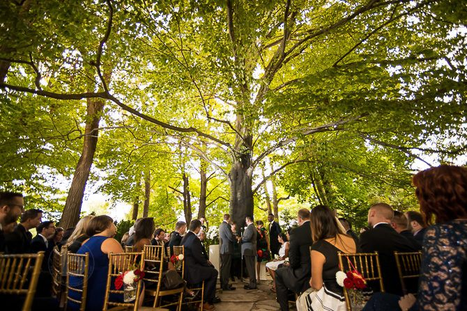 Paul & Eric's wedding at Reif Estate Winery and the Grand Victorian Niagara On the Lake