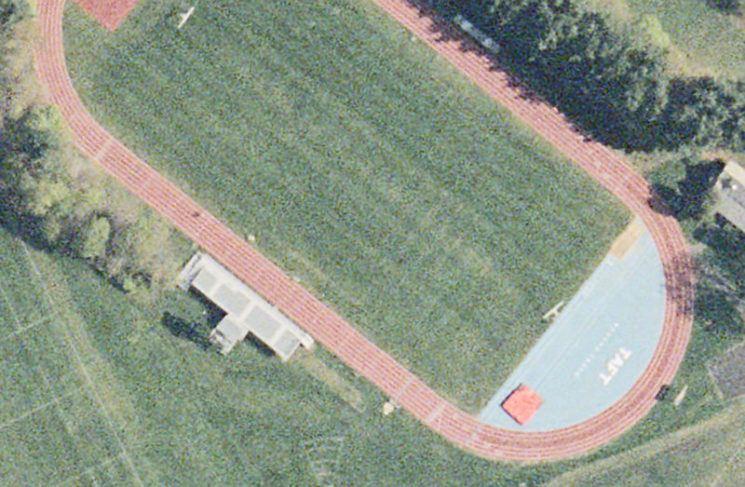 2008 Taft School Football Field