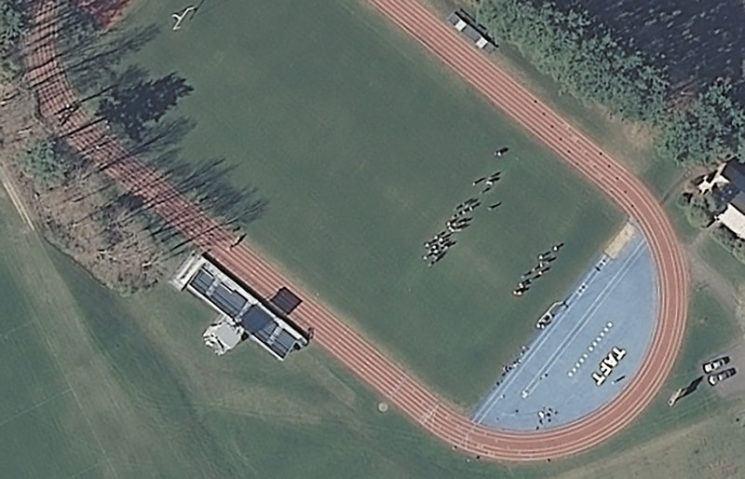 2012 Taft School Football Field