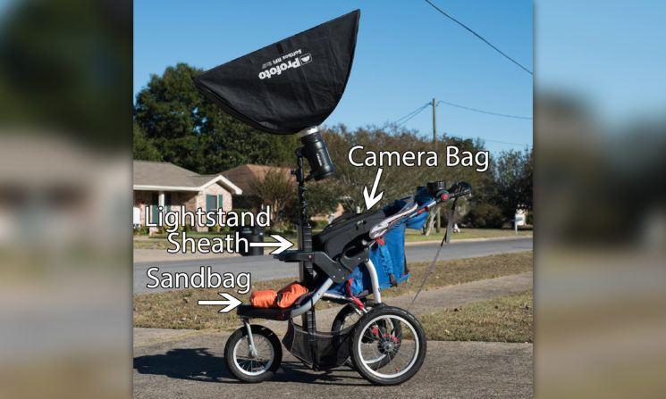 stroller_lighting_assistant