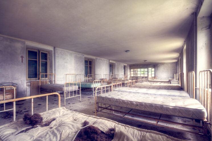 Former child hospital.