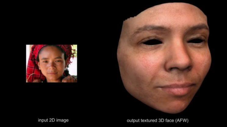 neural-networkd-3d-face