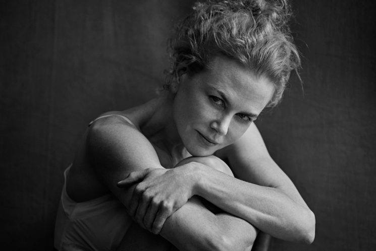 Pirelli Calendar 2017: Nicole Kidman