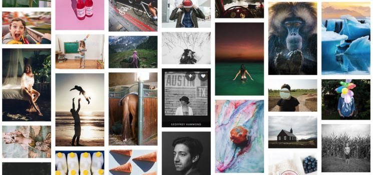 Stocksy Curated Feed