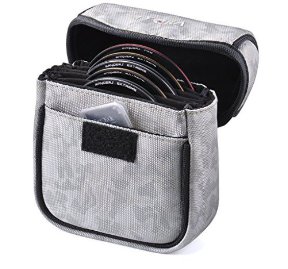 Camera Filter Pouch Holder