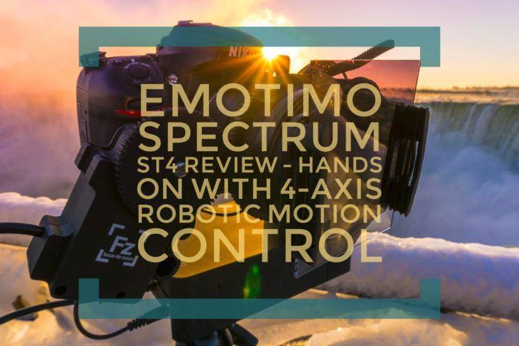 eMotimo Spectrum St4 Review