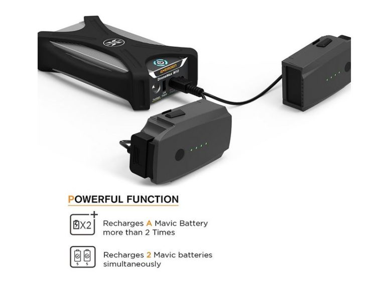 Drone Battery Charging Options