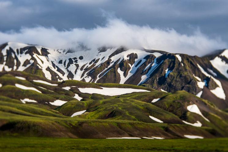 Lensbaby Velvet 85mm Review Nikon Mount - Landmannalaugar Iceland