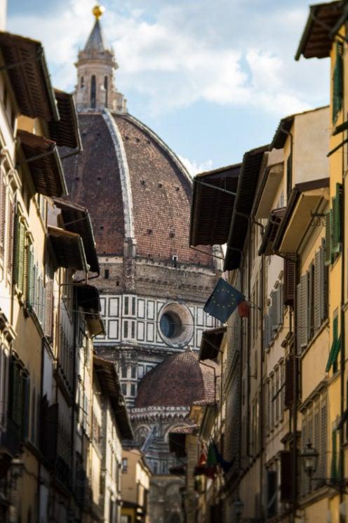 Lensbaby Velvet 85mm Review Nikon Mount - Duomo Florence