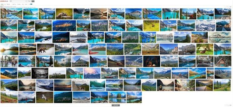 Shutterstock Banff National Park