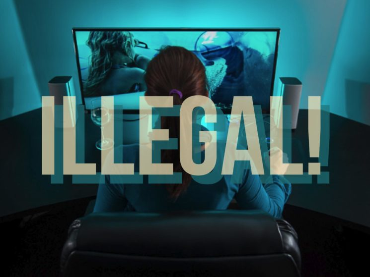 Illegal Photo Use Metadata
