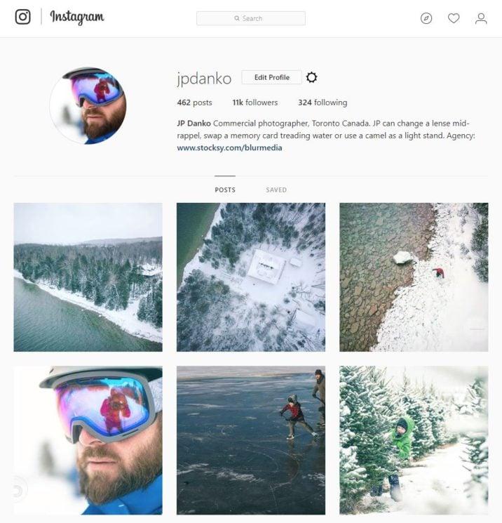 Instagram Unsplash 3