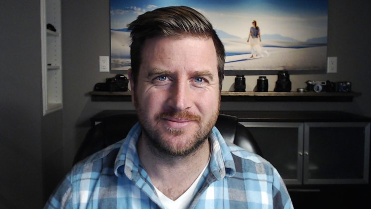 How to look good on a webcam or vlog