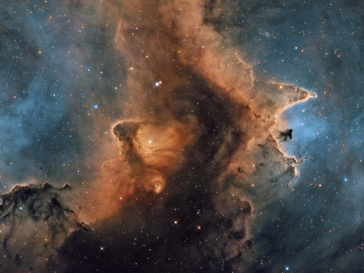 Sara Wager Deep Space Astrophotography