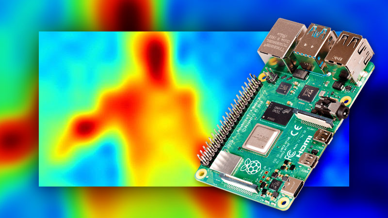 This Diy Thermal Camera Is Built Around