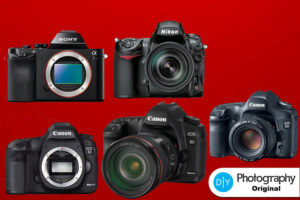 The best used professional DSLRs to take your photography to the next level