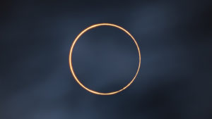 A photo of annular solar eclipse in Tibet wins 2021 Astronomy Photographer of the Year