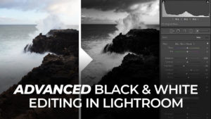 A simple seven-step process to create dramatic black and white images in Lightroom