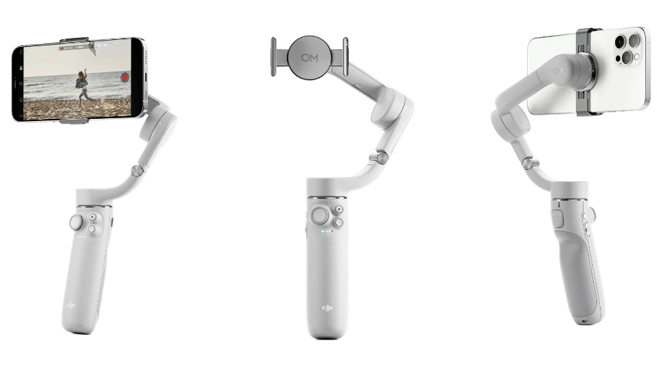 DJI's new OM 5 smartphone gimbal features a built-in selfie stick - DIY Photography