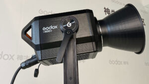 Spotted in the wild – Godox is releasing a 600W Bowens mount LED light